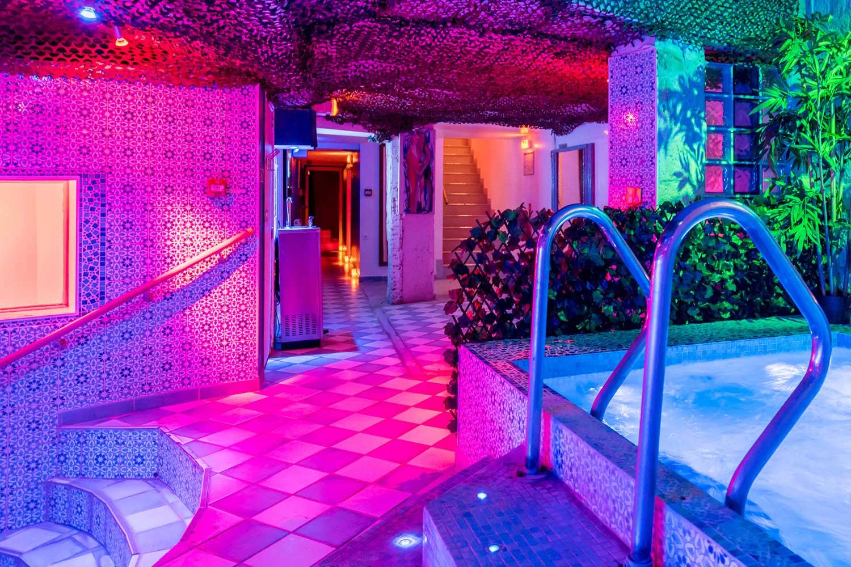 Prix D Un Sauna sauna caméléon - sauna cameleon, 135 rue de charenton, paris